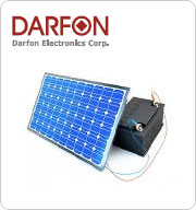 Darfon Solar Cells